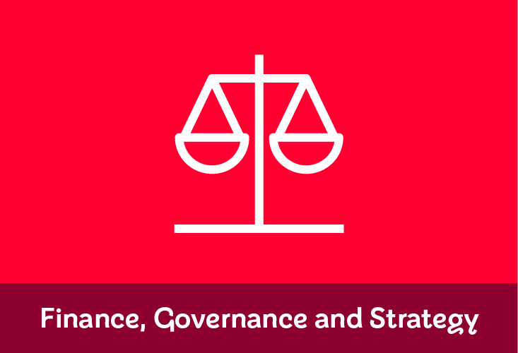 Finance, Governance & Strategy